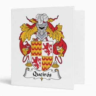 Escudo de la familia de Queiros