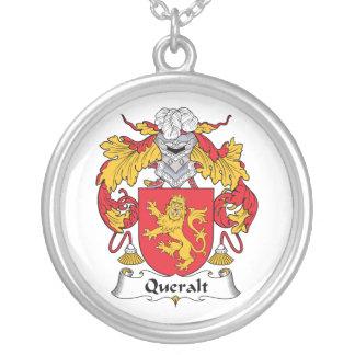 Escudo de la familia de Queralt Grímpola