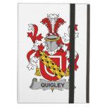 Escudo de la familia de Quigley