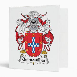 Escudo de la familia de Quintanilhas