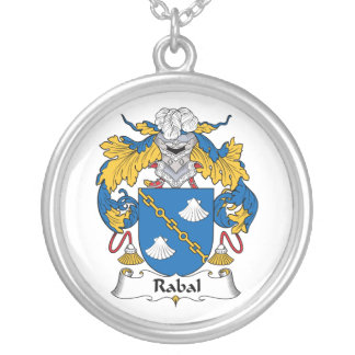 Escudo de la familia de Rabal Joyeria Personalizada