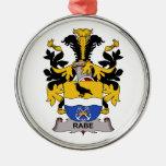 Escudo de la familia de Rabe Ornamentos Para Reyes Magos