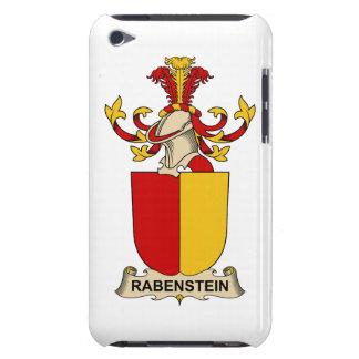 Escudo de la familia de Rabenstein iPod Touch Case-Mate Fundas