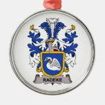 Escudo de la familia de Radeke Adorno