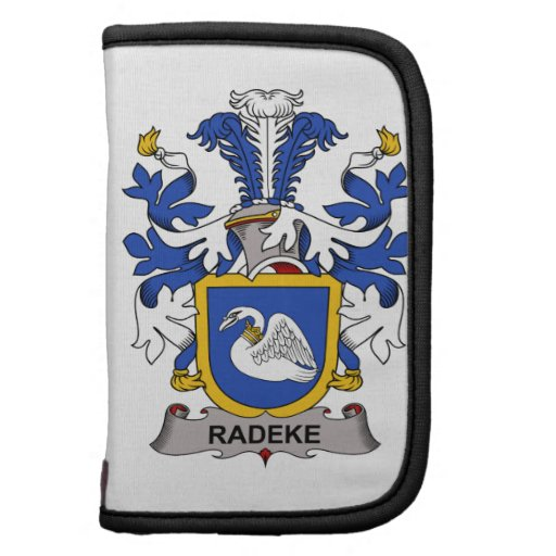 Escudo de la familia de Radeke Organizador