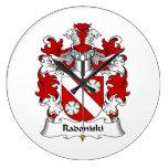 Escudo de la familia de Radoniski Reloj