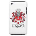 Escudo de la familia de Raffaelli Barely There iPod Protector