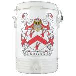 Escudo de la familia de Ragan