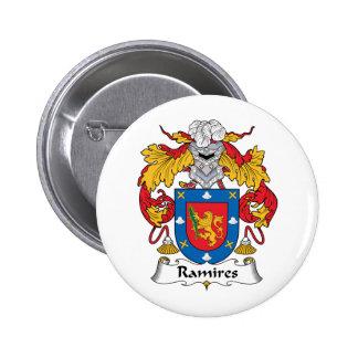 Escudo de la familia de Ramires Pin