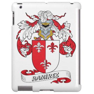 Escudo de la familia de Ramírez Funda Para iPad