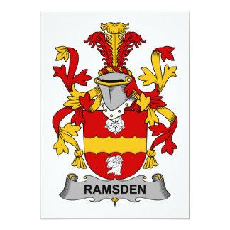 Escudo de la familia de Ramsden