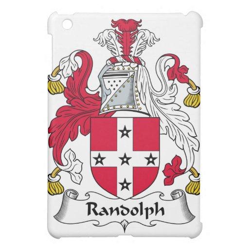 Escudo de la familia de Randolph