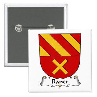 Escudo de la familia de Raner Pin