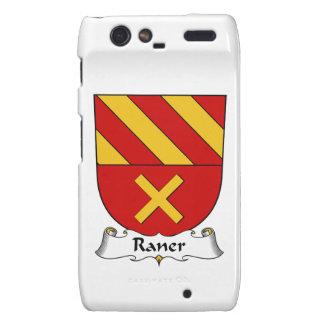 Escudo de la familia de Raner Motorola Droid RAZR Carcasas