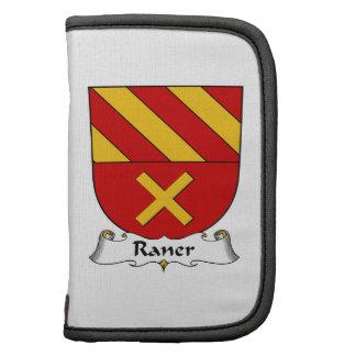 Escudo de la familia de Raner Planificador