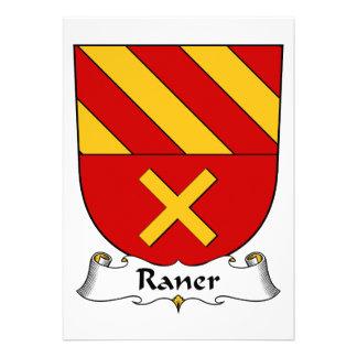 Escudo de la familia de Raner Comunicado