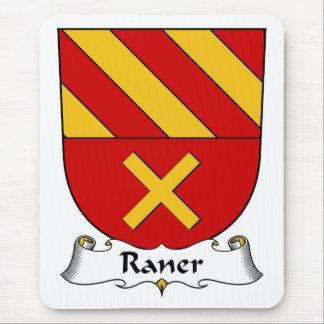 Escudo de la familia de Raner Alfombrillas De Ratones
