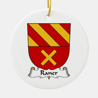 Escudo de la familia de Raner Adorno Para Reyes