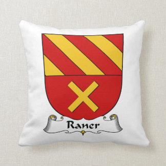 Escudo de la familia de Raner Cojines