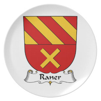 Escudo de la familia de Raner Plato