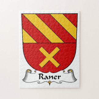 Escudo de la familia de Raner Puzzle