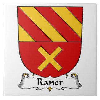 Escudo de la familia de Raner Tejas