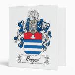 Escudo de la familia de Rangoni