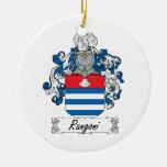 Escudo de la familia de Rangoni Adorno Para Reyes