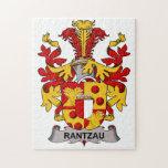 Escudo de la familia de Rantzau Puzzle