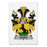 Escudo de la familia de Rappe iPad Mini Fundas