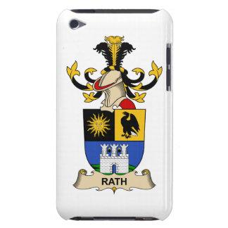 Escudo de la familia de Rath iPod Touch Case-Mate Fundas