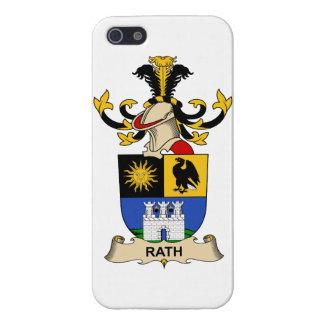 Escudo de la familia de Rath iPhone 5 Cobertura