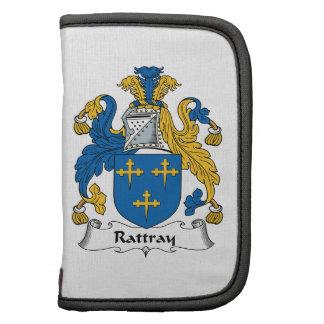 Escudo de la familia de Rattray Organizador