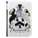 Escudo de la familia de Ravenscroft