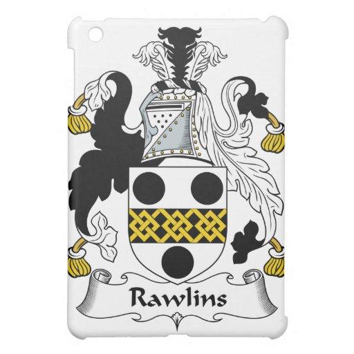 Escudo de la familia de Rawlins