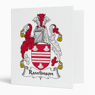 Escudo de la familia de Rawlinson
