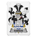 Escudo de la familia de Rawson iPad Mini Cobertura