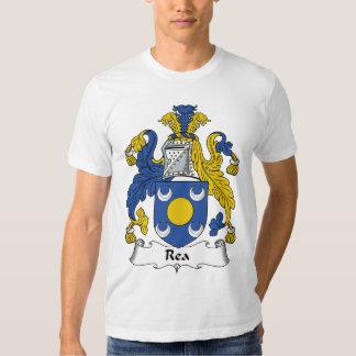 Escudo de la familia de Rea Playera