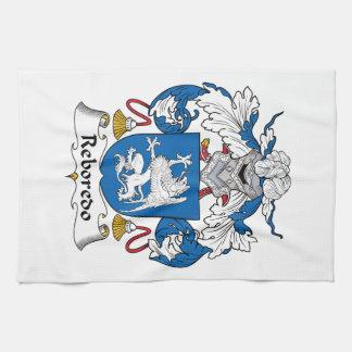Escudo de la familia de Reboredo Toallas