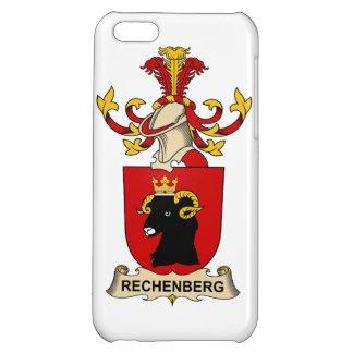 Escudo de la familia de Rechenberg