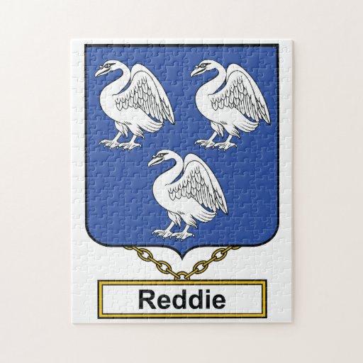 Escudo de la familia de Reddie Puzzle