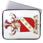 Escudo de la familia de Redern Fundas Ordendadores