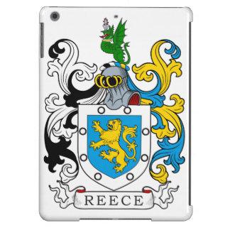 Escudo de la familia de Reece Funda Para iPad Air