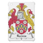 Escudo de la familia de Reeves