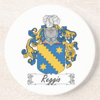 Escudo de la familia de Reggio Posavasos Diseño