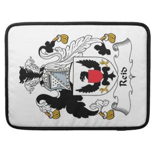 Escudo de la familia de Reid Funda Para Macbook Pro