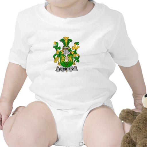Escudo de la familia de Reilly Trajes De Bebé