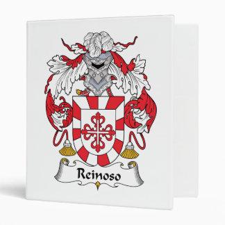 Escudo de la familia de Reinoso