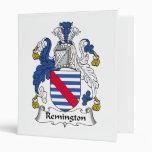 Escudo de la familia de Remington
