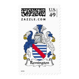 Escudo de la familia de Remington Envio